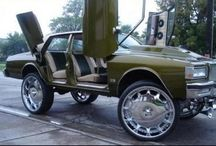 Pimped out Rides / by Eric Kral