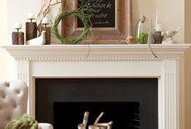 Fireplace / Mantel