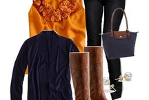 Closet of a Fashionista / by Jacquelyn Sparks