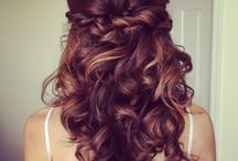 Wedding Hair / by Michelle K. Martin