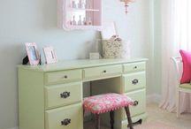 Haley's new room / by Deanna Jones