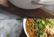 Vegan Chili Recipes