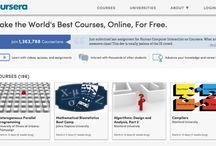 Open Online Courses/Courseware & OER / by Kim Gabelmann