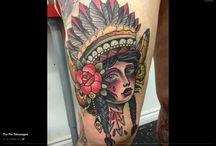 Tatoos / Mes tatouages préférés