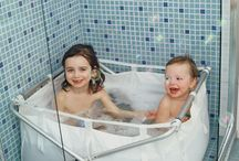 Bath Tubs for Kids / Reference images for our Bath 'play bucket' project