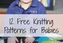 Knitting / All the patterns I wanna try out...