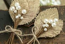 embellishments for cards and candles