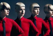 Hair cut-woman