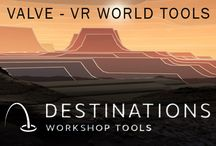 Destinations- Tool to create individual VR Worlds released by Valve