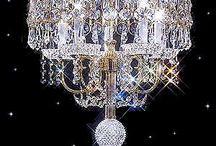 Lampadari cristallo vintage