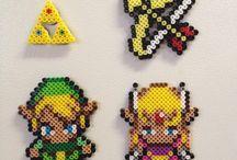 Hama Zelda/Zelda Hama