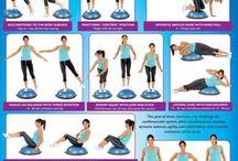 exercises bosu / Exercises