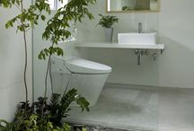 Interiors - Bathrooms, Modern & Classic / by cathy cannon