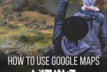 Google mappen offline