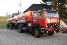 Legendary & Oldtime VOLVO Trucks-F6/F7/F10 / Trucks that back in their time,were kings of the Road Transports,leaving in nowdays, their legacy on History of the World Road Transports.