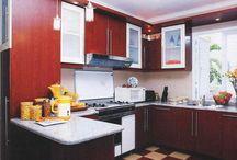 kitchen set dekorasi