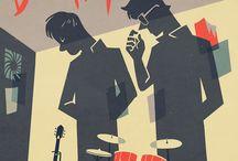 rock&indie music / by Daniel Sánchez Latorre