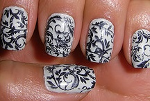 nail design / by Courtney Milleson