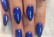 Nailed it!! / Check in on the latest trends, colors and nail care tips.