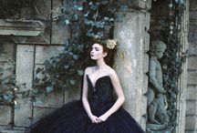 Gothic Styled Shoot