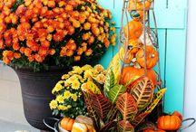 Garden trend - Autumn
