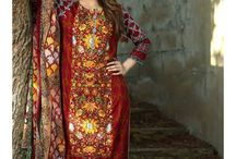 Monsoon Festivana SS '16 Embroidered Collection by Al Zohaib