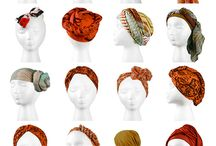 Turbans and Headwraps