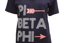 Pi Beta Phi / by Allison Wiseley