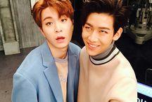 Bambam & Youngjae