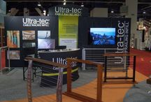 Trade Shows / Ultra-tec® attends many trade shows throughout the year.  Here you will find some images of our booths at the shows.