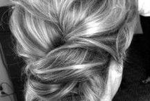 Up do my hair / Opsteek kapsels