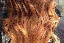 HAIR STYLE cut & color / nice ideas for hair