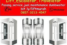 0857-3213-4547 Jual Lift Penumpang di kota  Surabaya