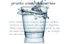 DETOX TIPS / DESINTOXICATE CON ESTO FACILES CONSEJOS www.erika-flores.com