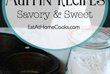 Recipes - QUICK BREADS, MUFFINS