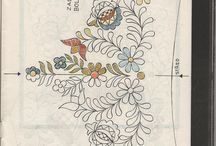 Embroidery patterns n designs I like