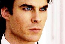 <3 Ian / Damon <3