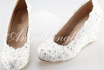 buty ślub i na zmianę