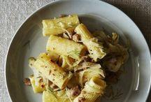 Winter Pasta Recipes