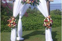 Maui Wedding Arches, Chuppahs