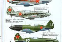 Russian ww2 Aircraft