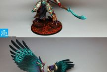 Warhammer painting inspo