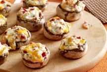 Low Carb Appetizer Ideas / by Deana McGarr