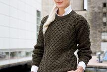 Aunthntic Aran Sweaters. Summer Sale