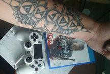 My Witcher Tattoo