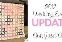 Wedding Guest Book Quilts
