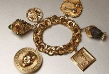 Charmed, I'm sure / Charm bracelets from past auctions of John Moran Auctioneers, sold in Pasadena, CA