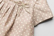 Идеи для детской одежды