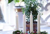 Holiday Decorations / Ideas for homemade and store-bought holiday decorations / by Lisa Clark