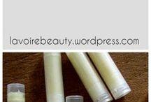 DIY Natural cosmetics